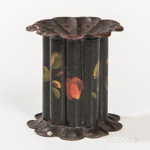 Painted Tin Sander