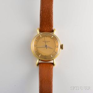 Jaeger-LeCoultre 18kt Gold Automatic Wristwatch
