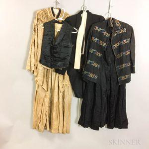 Four Pieces of Vintage Outerwear