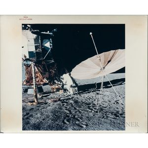 Apollo 12, Five Images.