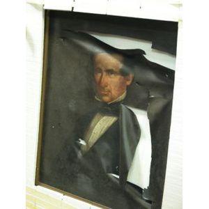 Framed Oil Portrait of a Gentleman