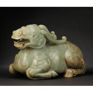 Jade Mythical Animal