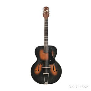 Gretsch Archtop Guitar, 1930s, Style A-25
