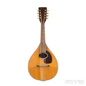 American Mandolin, C.F. Martin & Company, Nazareth, 1952, Style 1-A
