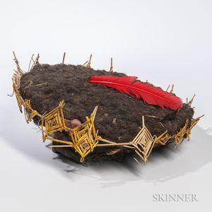 New Guinea Highlands Headdress