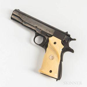 Colt Model 1911A1 Semiautomatic Pistol
