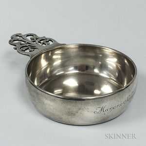 Tiffany & Co. Sterling Silver Porringer