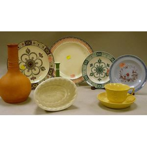 Nine Assorted Wedgwood Ceramic Items