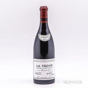 Domaine de la Romanee Conti La Tache 2013, 1 bottle