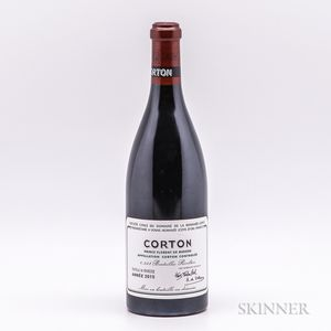 Domaine de la Romanee Conti Corton 2015, 1 bottle