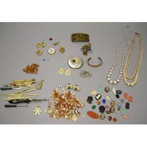Lot of Assorted Jewelry and Accessories