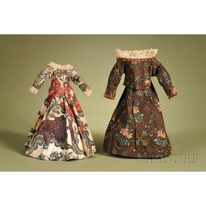 Two Doll Costumes