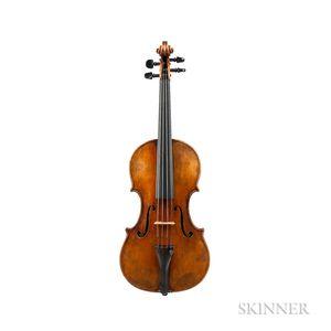 American Violin, O.H. Bryant, Boston, 1921