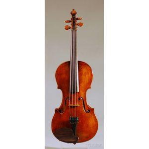 Tyrolean Violin, c. 1820