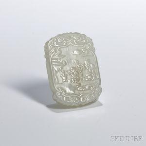 Nephrite Jade Pendant