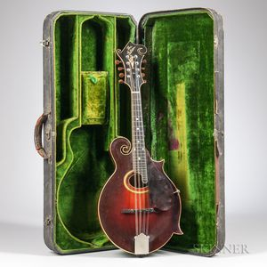 Gibson Style F-4 Mandolin, c. 1924