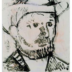 Theo Wujcik (American, b. 1936)      Vincent Van Gogh