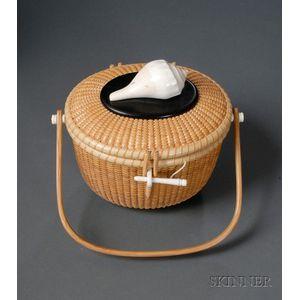 Nantucket Basket Purse
