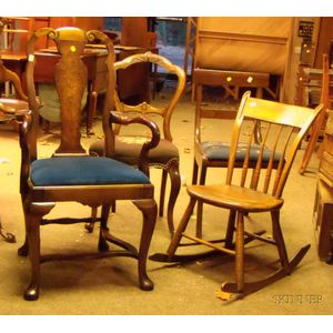 Four Assorted Chairs