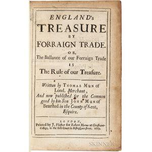 Mun, Thomas (1571-1641) England