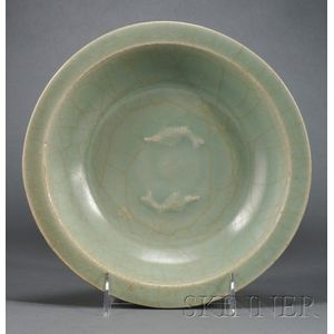 Longquan Celadon Dish