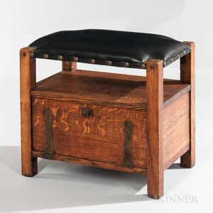 Lakeside Crafts Shop Arts and Crafts Stool