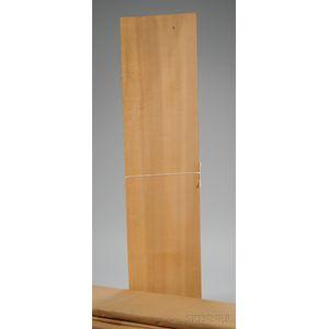 Eight Sawn Spruce Boards