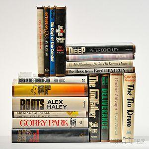 Modern Novels Adapted to Film, Eighteen Volumes