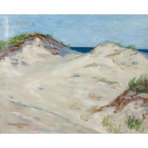 Jeannette McMullin (American, fl. 1867-1917)      Dunes