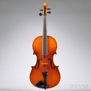 German Viola, Anton Schroetter, 1973