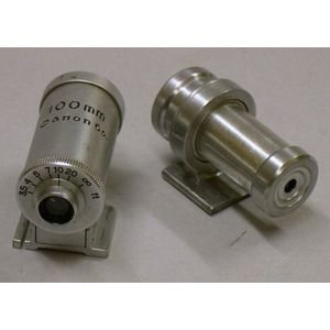 Cannon Co. 100mm. Chrome Optical Finder;