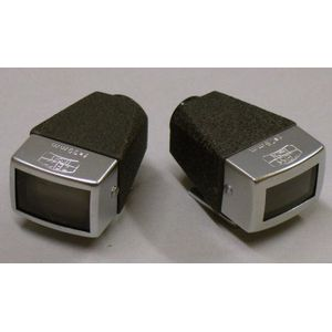 Two Zeiss Ikon Optical Finders