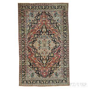 Antique Khorasan Carpet