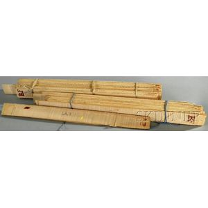 Quartersawn Maple Rib Stock, Violin/Viola