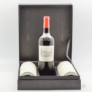 Abreu Thorevilos 2011, 3 bottles (oc)
