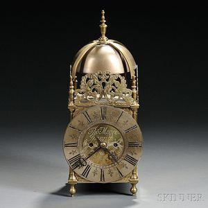 Thomas Moore, Ipswich Lantern Clock