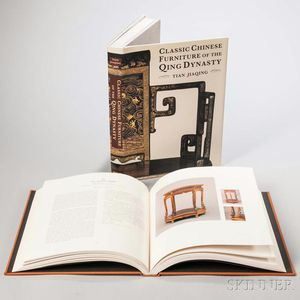 Two Books on Chinese Furniture