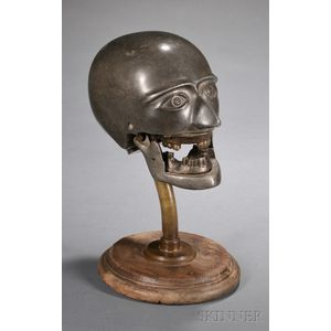 Cast Metal Dental Articulator