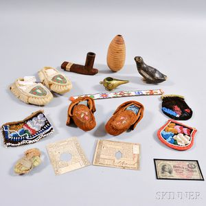 Eleven Miscellaneous Items