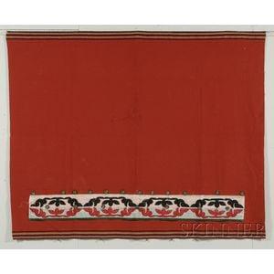 Prairie Trade Cloth Blanket