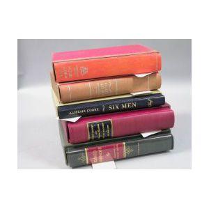 Five Limited Press Titles, Modern Literature