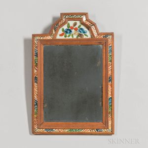 18th Century Courting Mirror
