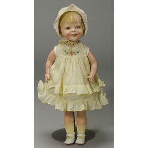 """Biscaloid """"Gladdie"""" Character Doll"""