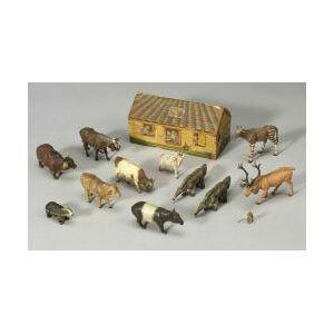 Noah's Ark And Animals