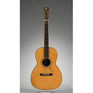 American Guitar, C.F. Martin & Company, Nazareth, c. 1928, Model OOO-45