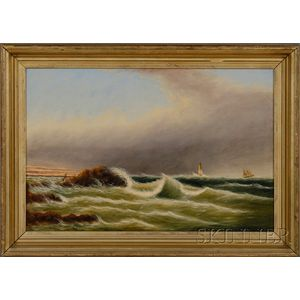 Clement Drew (American, 1806-1889)      Minot