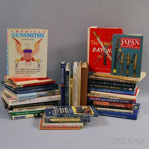 Group of Books on Civil War and Military Related Items