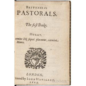 Browne, William (1590-c. 1645) Britannia