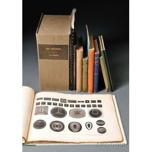 Collection of Ornamental Turning Books