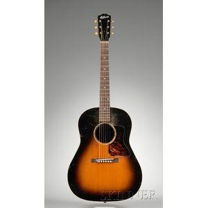 American Guitar, Gibson Incorporated, Kalamazoo, c. 1938, Model J-35